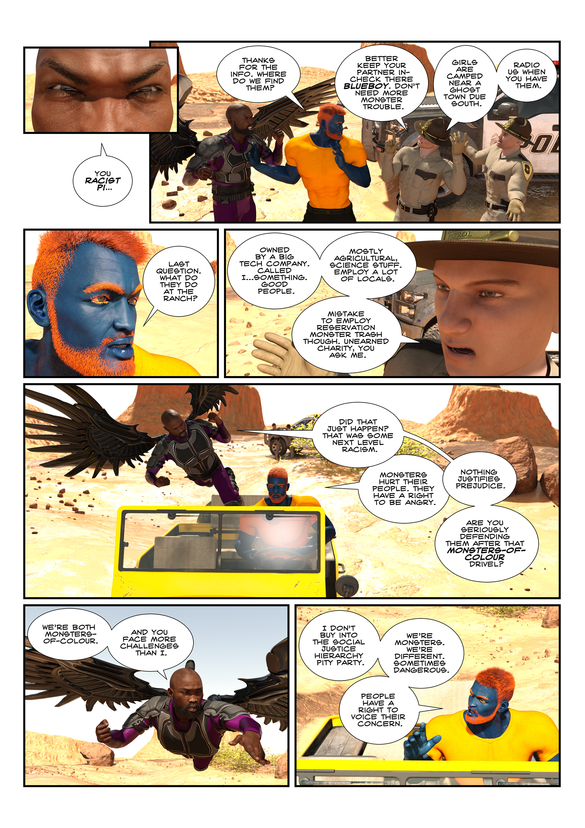 Unit-M - Issue 0.3 - Page 6