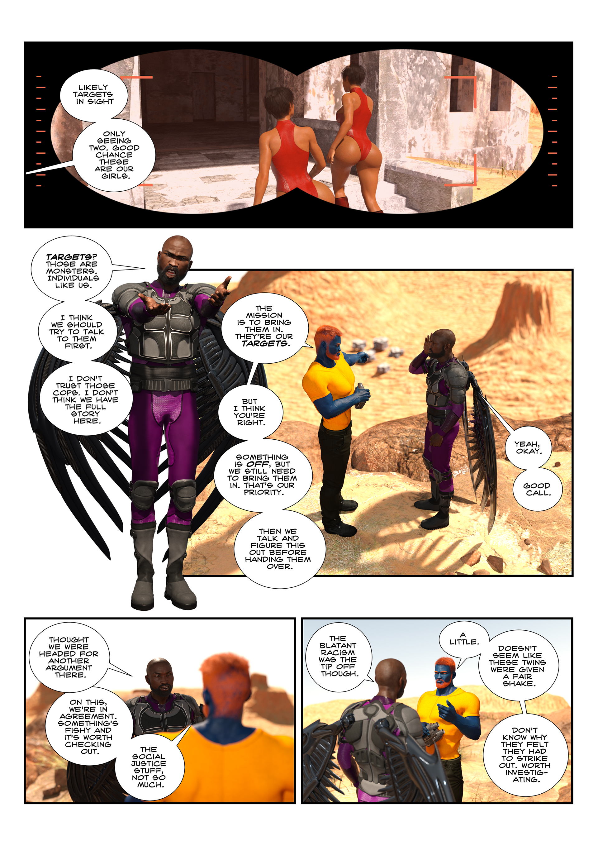 Unit-M - Issue 0.3 - Page 8