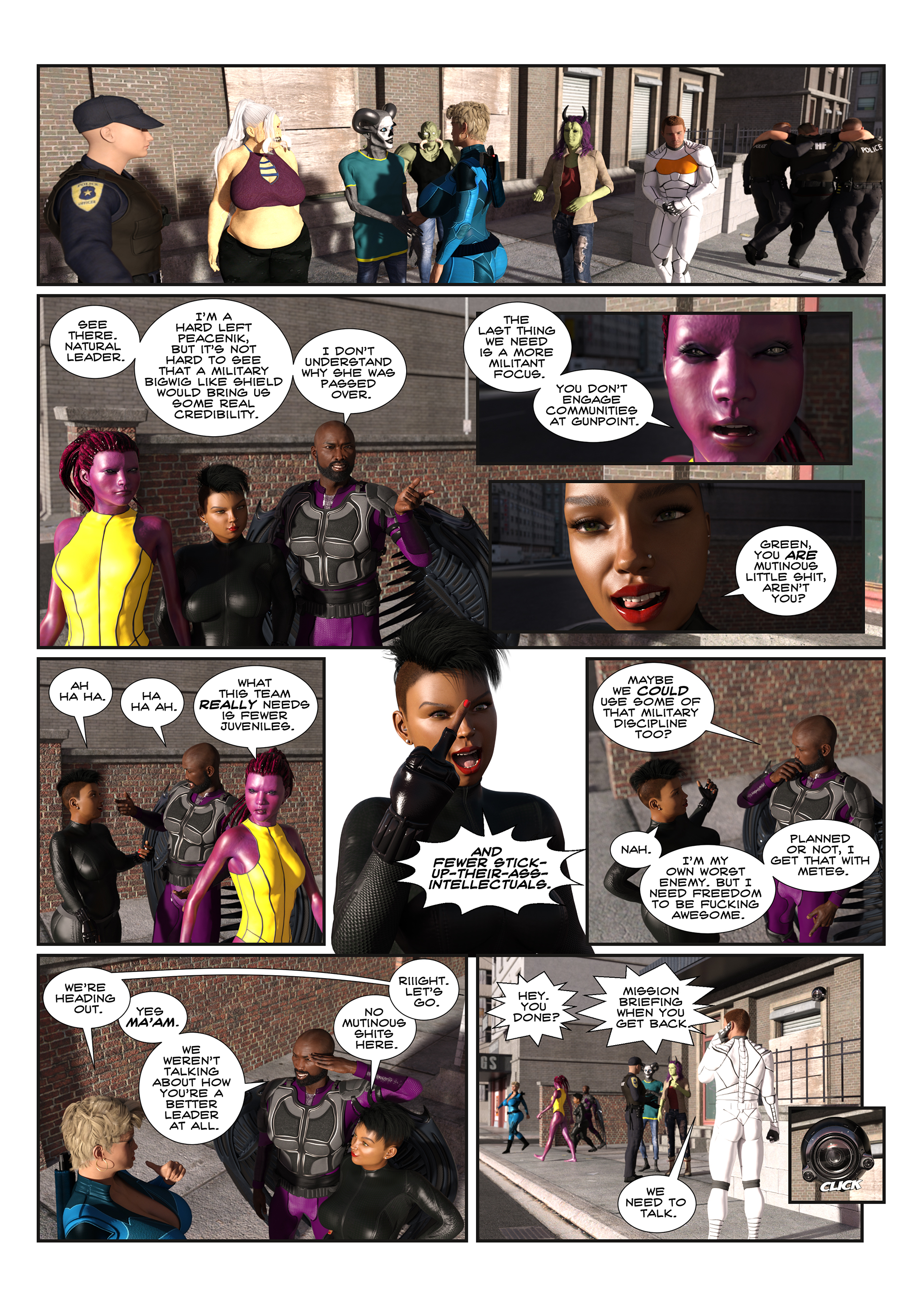 Unit-M - Issue 1 - Page 10