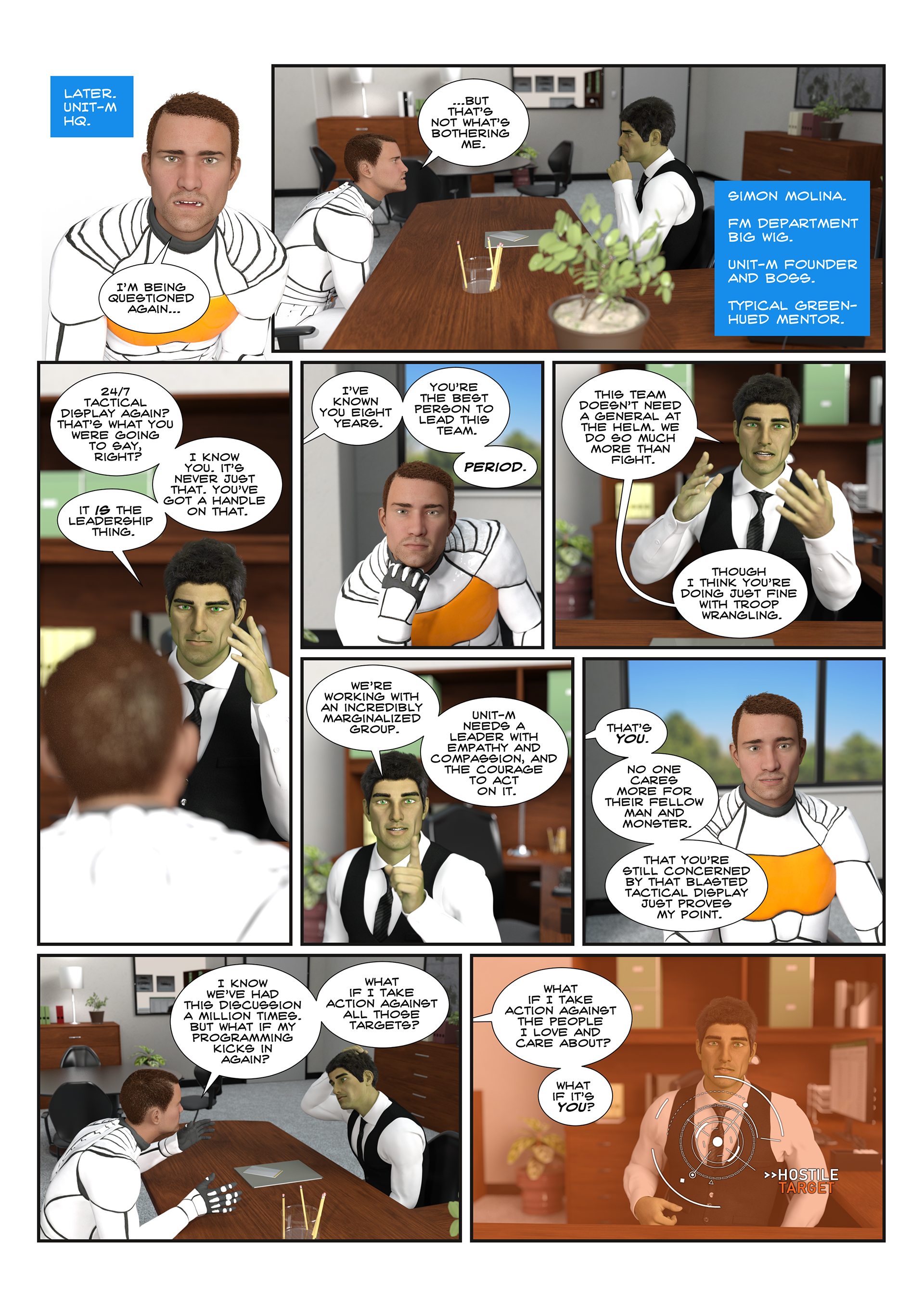 Unit-M - Issue 1 - Page 11