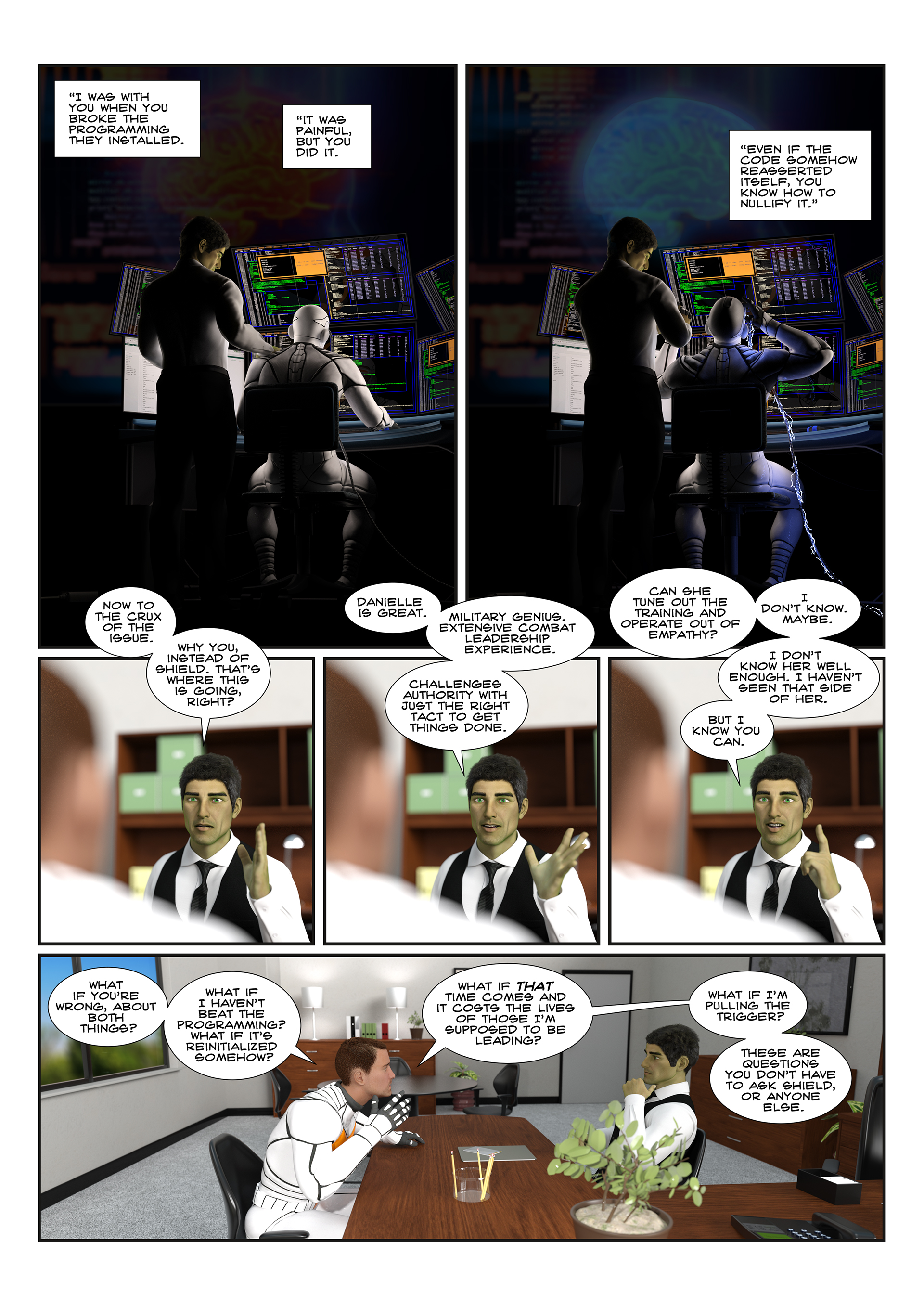 Unit-M - Issue 1 - Page 12