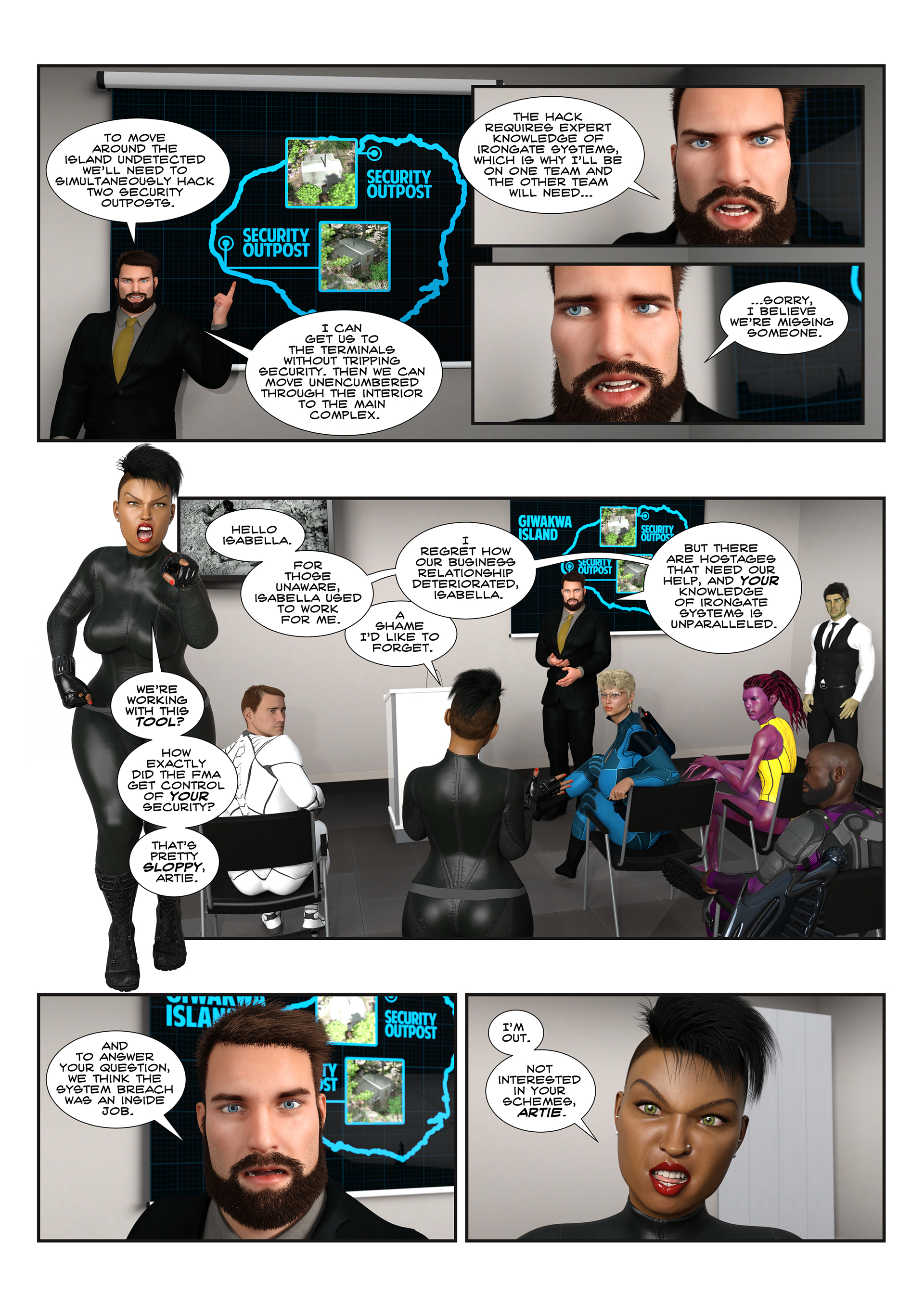 Unit-M - Issue 1 - Page 15