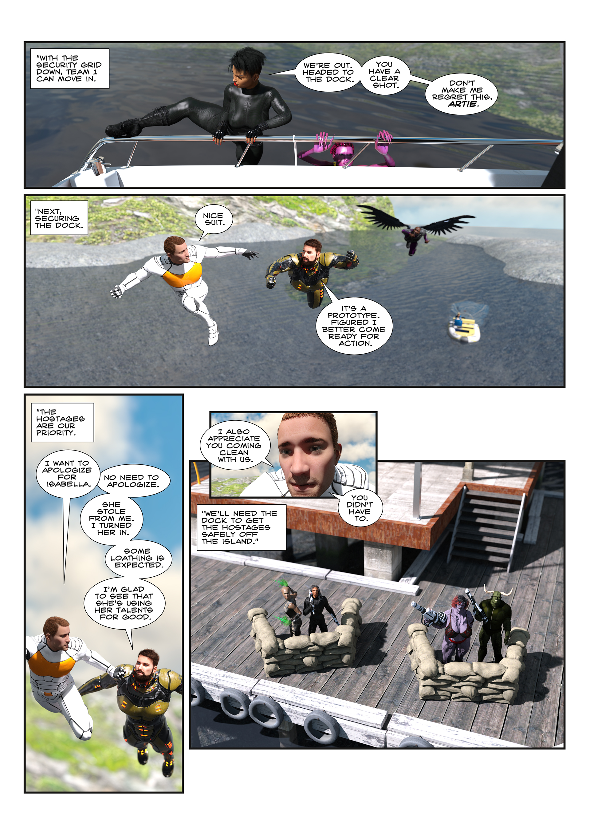 Unit-M - Issue 1- Page 19